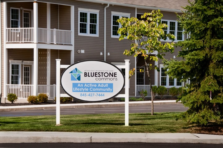 55+ Bluestone Commons – Phase II is Now 75% Leased!